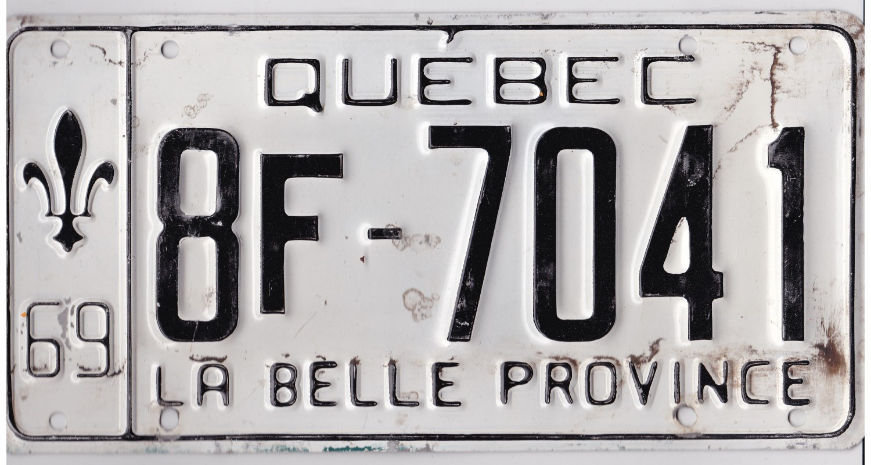 Quebec 1969