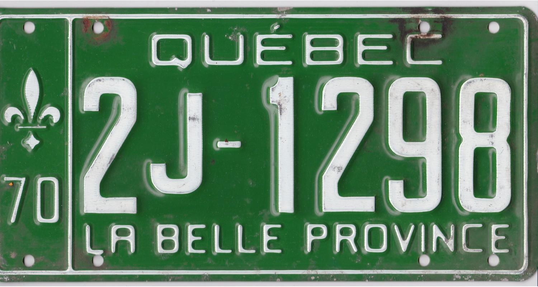 Quebec 1970