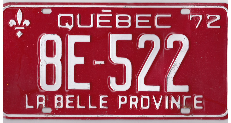 Quebec 1972