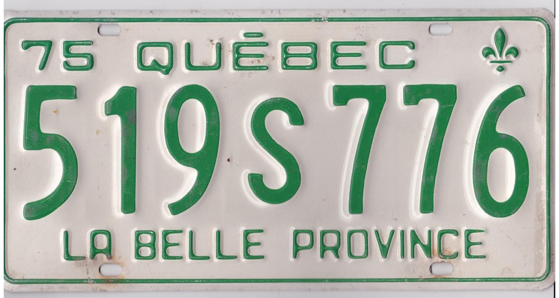 Quebec 1975