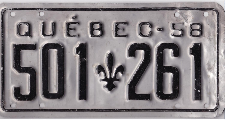 Quebec 1958