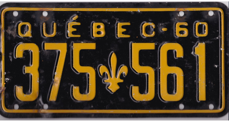 Quebec 1960