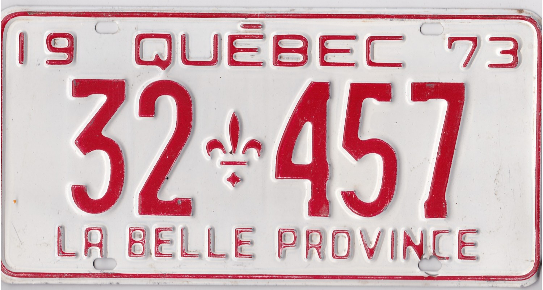 Quebec 1973
