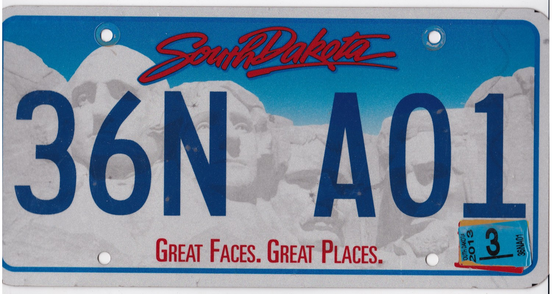 South Dakota 2013