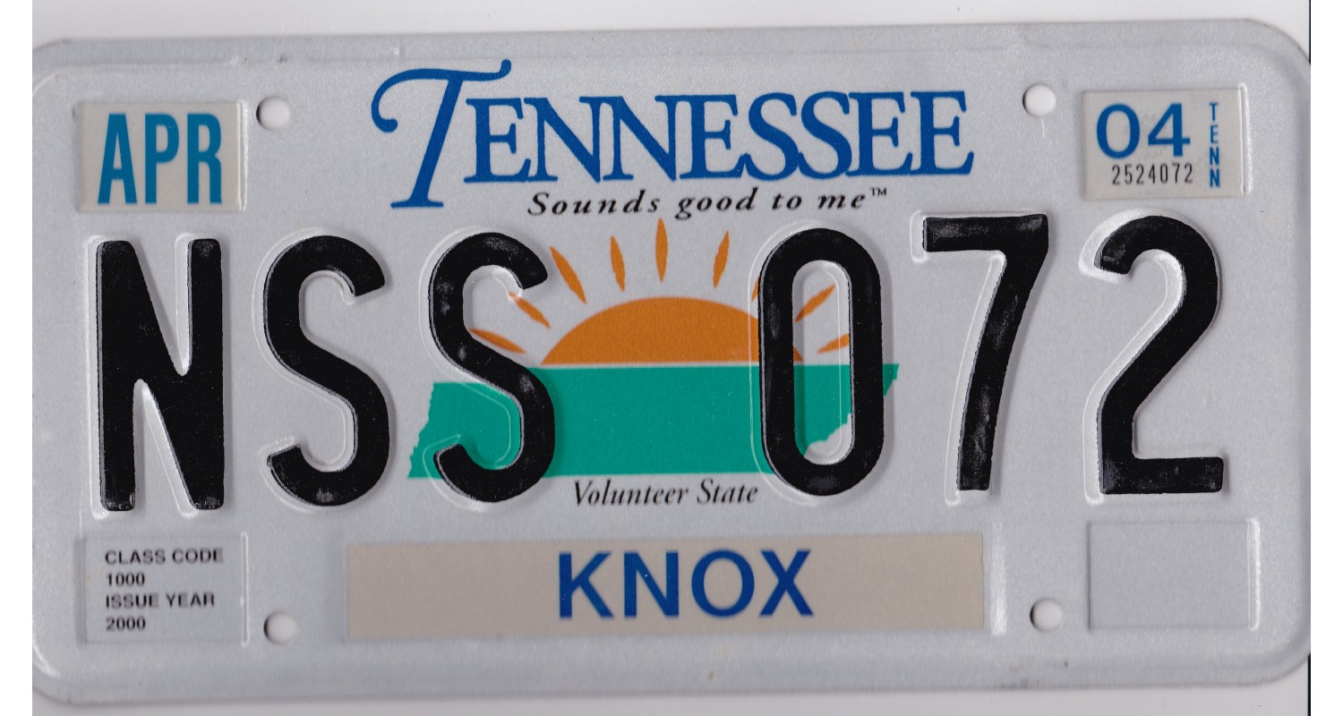 Tennessee 2004-KNOX COUNTY