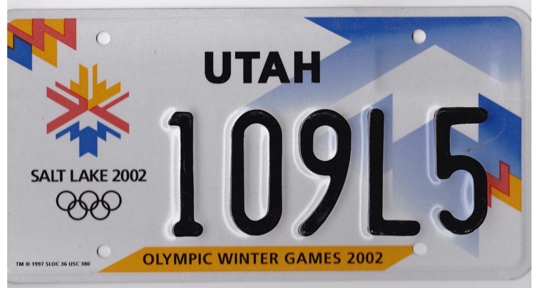 Utah 2002-OLYMPIC