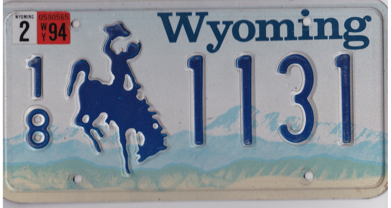 Wyoming 1994