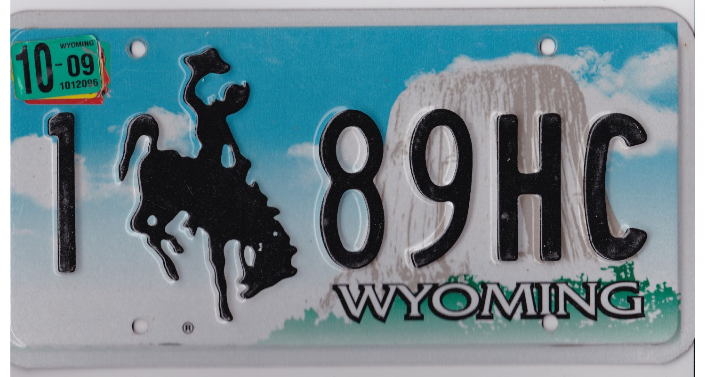 Wyoming 2009